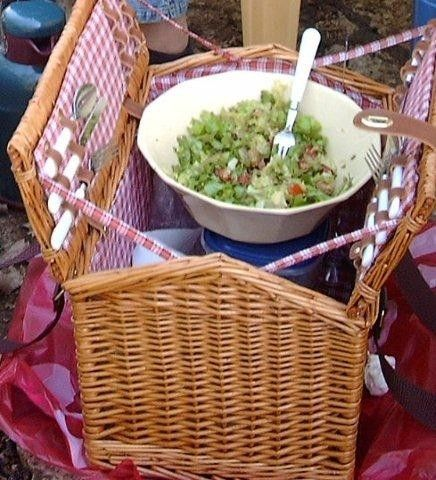 Picknick basket