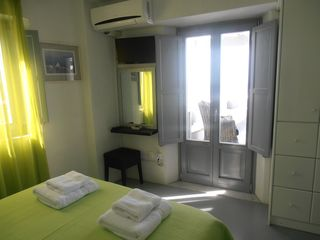 Thira (Fira) villa photo - Another view of 2nd floor's bedroom