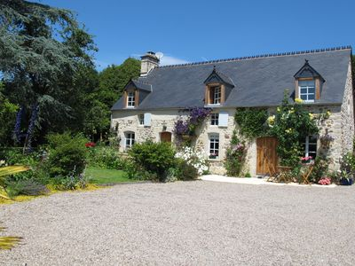 Holiday house, close to the beach, Valognes, Basse-Normandie