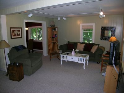 Cottage Family room