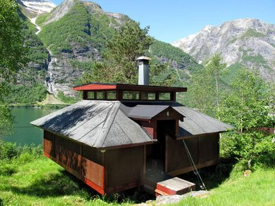 Vacation home in Balestrand, Western Norway - 4 persons