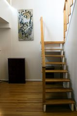East Village apartment photo - Stairs to the Lovely Bedroom