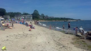 Old Lyme house photo - Beach in Summer.