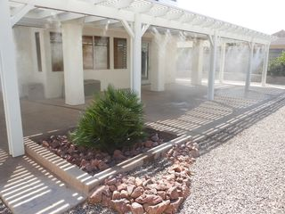Las Vegas house photo - Patio w/Commercial Misting System