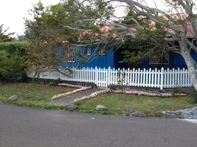 Cozy two story wooden cottage two blocks from the center of town
