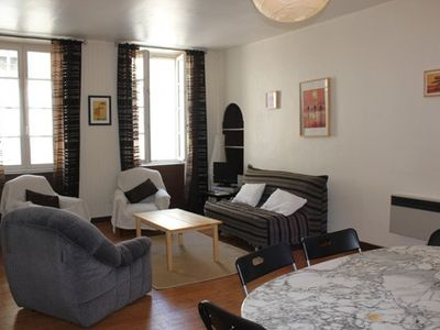 Self catering apartment in historical centre of LA ROCHELLE, Charente Maritime