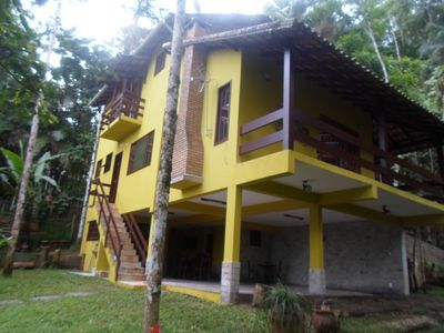 House on the Mountain (Penedo) R. J.