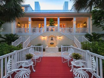 Ocean Reef Club house rental - Stunning Lakefront Home designed by distinguished architect, Robert S. Bennet