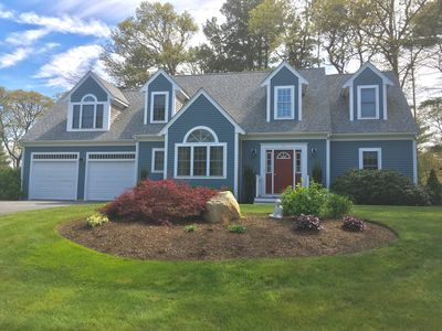 Great Cape House, 2 Master Suites, Central Air, Deck - 1Mile to Old Silver Beach