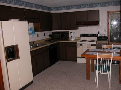 Cheboygan house rental - Kitchen
