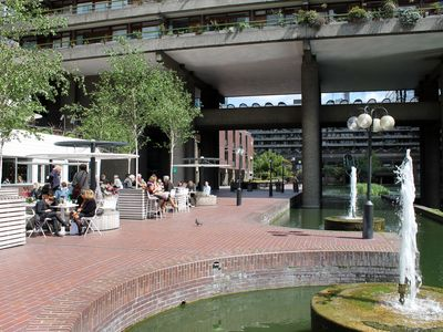 The Terrace at the Barbican