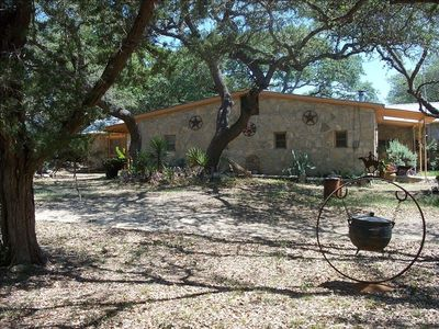 Remodeled 1950's ranch house on 30 acres