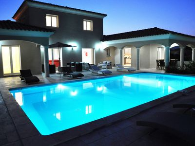 House, 180 square meters, with pool