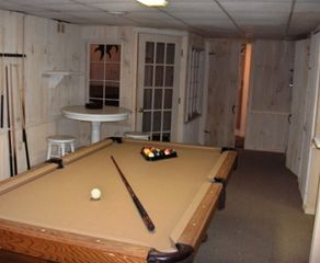 West Dover house photo - Pool Table, Hot Tub Room, Full Bath