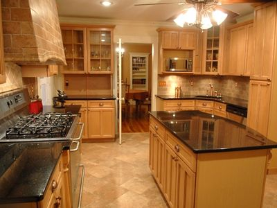 Stratford house rental - Create great meals in our kitchen