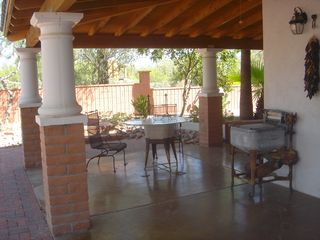 Tucson studio photo - Relax on the Porches