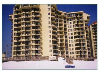 Thomas Drive Area condo photo - sunbird view from the ocean looking up
