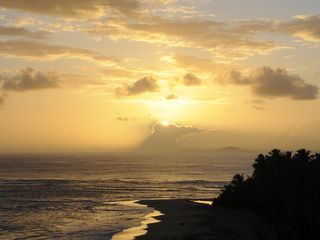 Luquillo condo photo - Breathtaking Sunrise