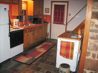 Gettysburg farmhouse photo - Kitchen in Smokehouse Cottage