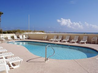 Gulf Shores condo photo - The Pool