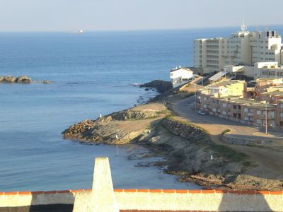 La Manga Strip apartment rental - View from balcony