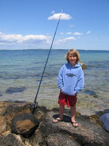 OurNorth shore calm waters great/ kids to fish, snorkle, swim and play in sand