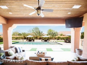 Sun Lakes house rental - Relax in resort style swimming pool and basketball court.