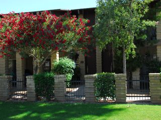 Old Town Scottsdale condo photo - Front of building
