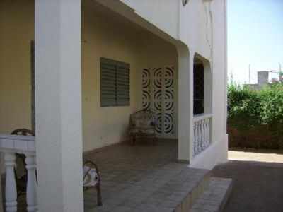 Bamako: house / villa - 4 rooms - 6 persons