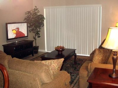 Condo # 1 Want to see a movie? Enjoy the flat screen TV and rich cable program