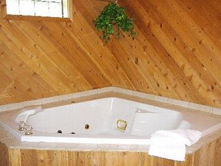 Lutsen house photo - Two person whirlpool in lower level next to sauna