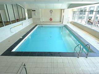 Ottawa condo photo - Indoor pool
