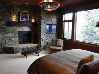 Deer Valley house rental - View of Master Bedroom Suite