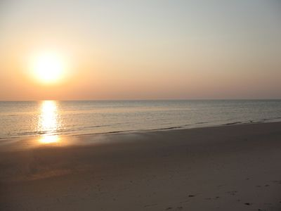Cape May house rental - sunsets galore