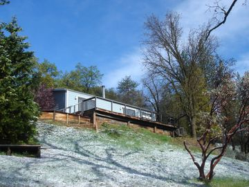 Sequoia Park house rental - Lake View house with deck; three additional homes available