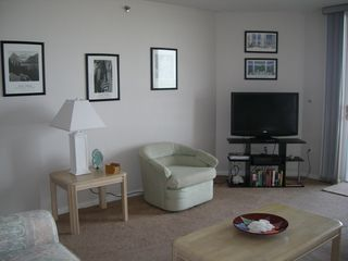 Somerset condo photo - New Wide Screen TV