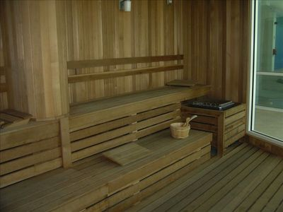 As Well As Dry and Wet Saunas to Help You Relax.