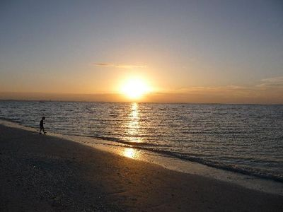 SANIBEL'S SUNRISE