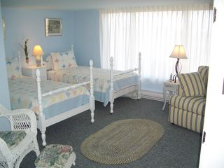 Chatham condo photo - Second Bedroom - sleeps three with private bath