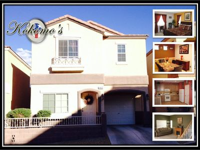 Kokomo's Cottage is the Perfect Place & Perfect Price for Your Las Vegas Stay!