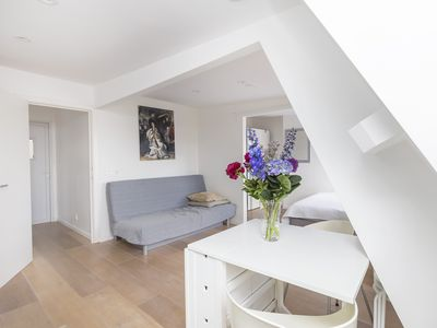 Cleanest and perfectly located studio in the city center of Amsterdam, Jordaan