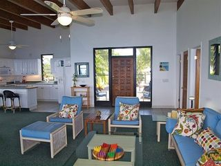 Water Island house photo - Comfortable living room accomodations