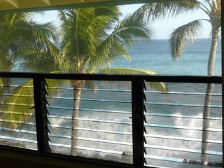 Poipu condo photo - Crashing surf from Mstr. bedroom windows