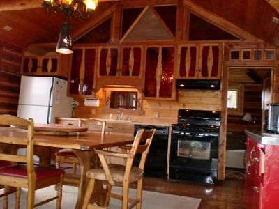 Angel Fire house rental - Fully stocked Kitchen.