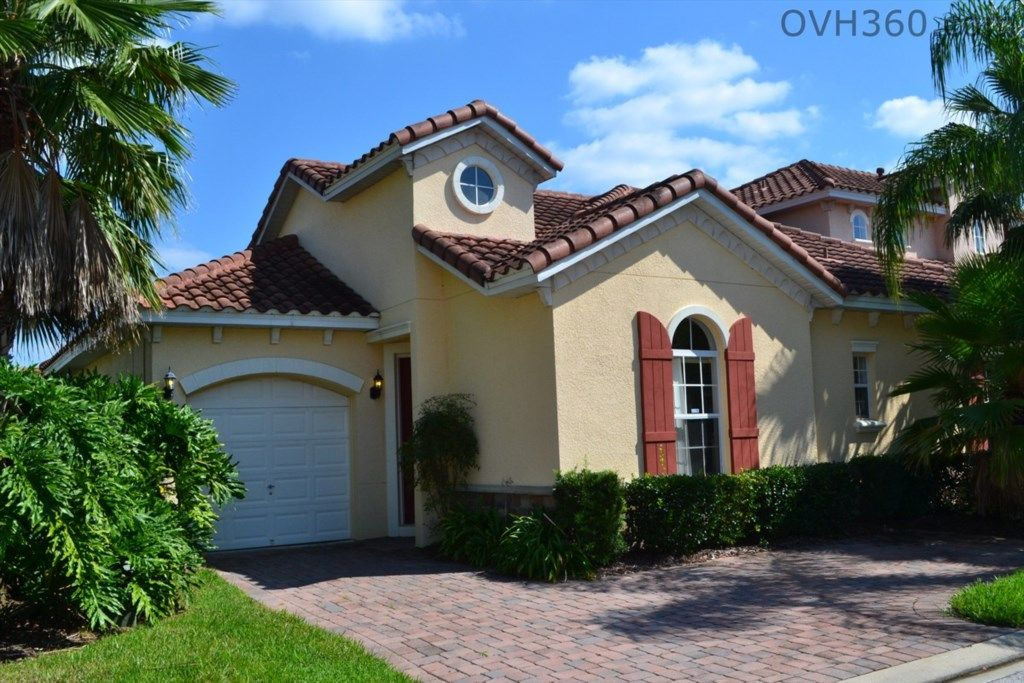 Tuscan hills 3 bedrooms 2 baths pool spa home vrbo 9 bedroom vacation homes in orlando