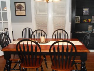 Gettysburg house photo - Enjoy a wonderful family dinner in our lovely dinning room.