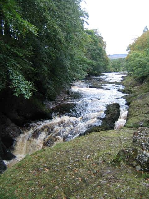 River North Esk perfect for fishing