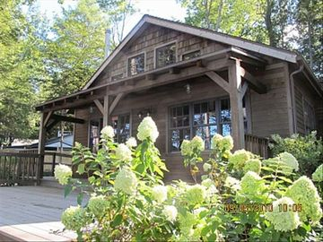 Copake cottage rental - Cabin on Robinson Pond