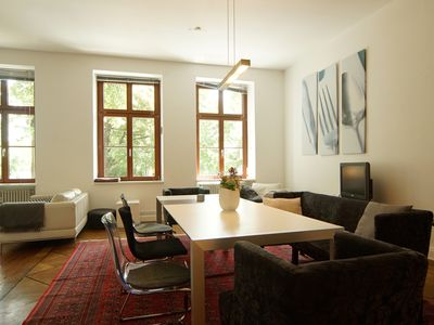Large, modern and exclusive apartment in the heart of Berlin