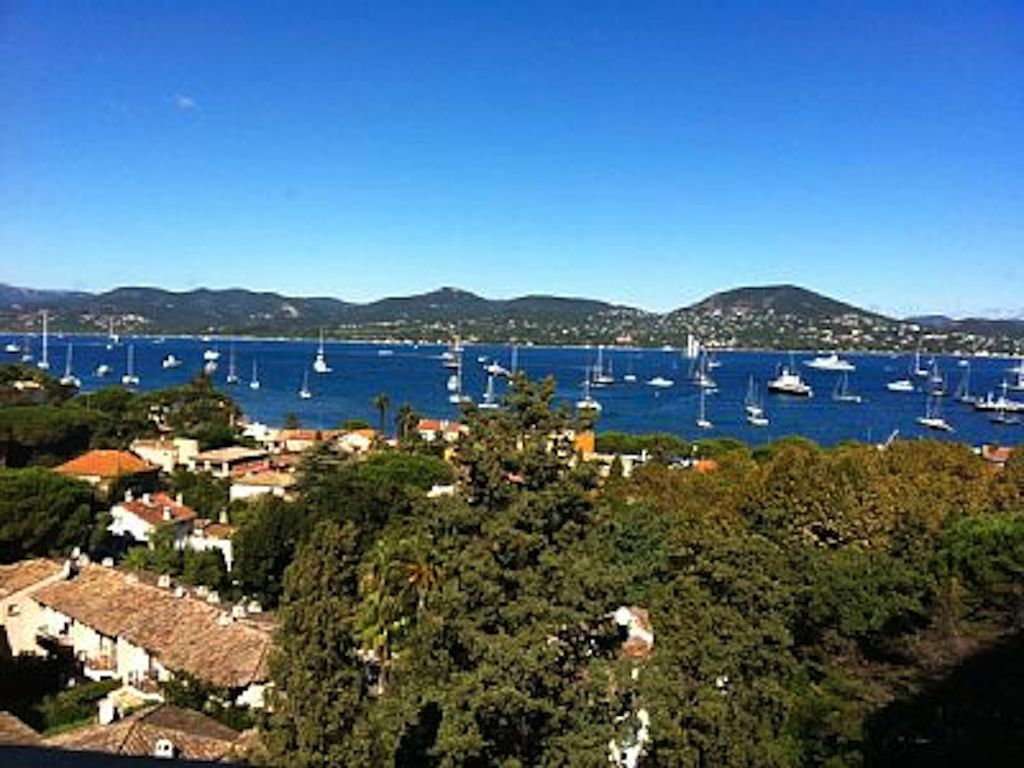 Panoramic view r gion de st tropez homelidays - Homelidays com france ...